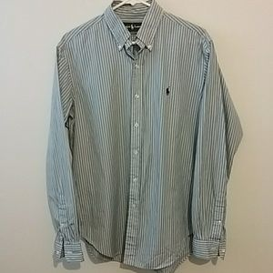 RALPH LAUREN DRESS shirt size 15 1/5...34/35